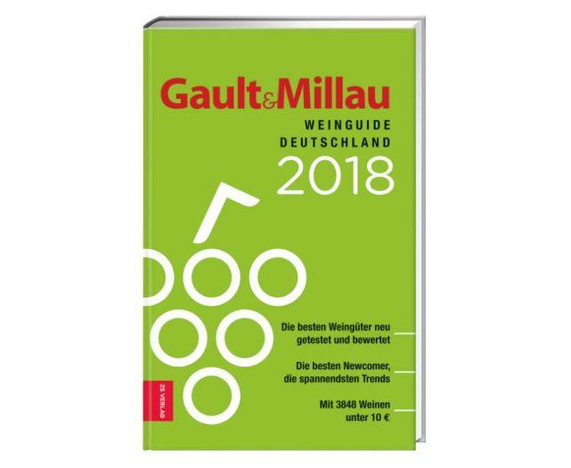 Gault&Millau Weinguide 2018