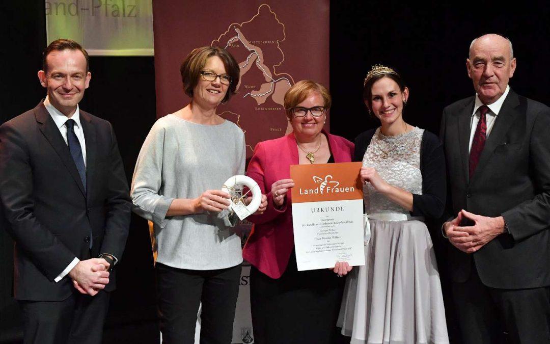 Ein Ehrenpreis für unsere Frauen-Power!