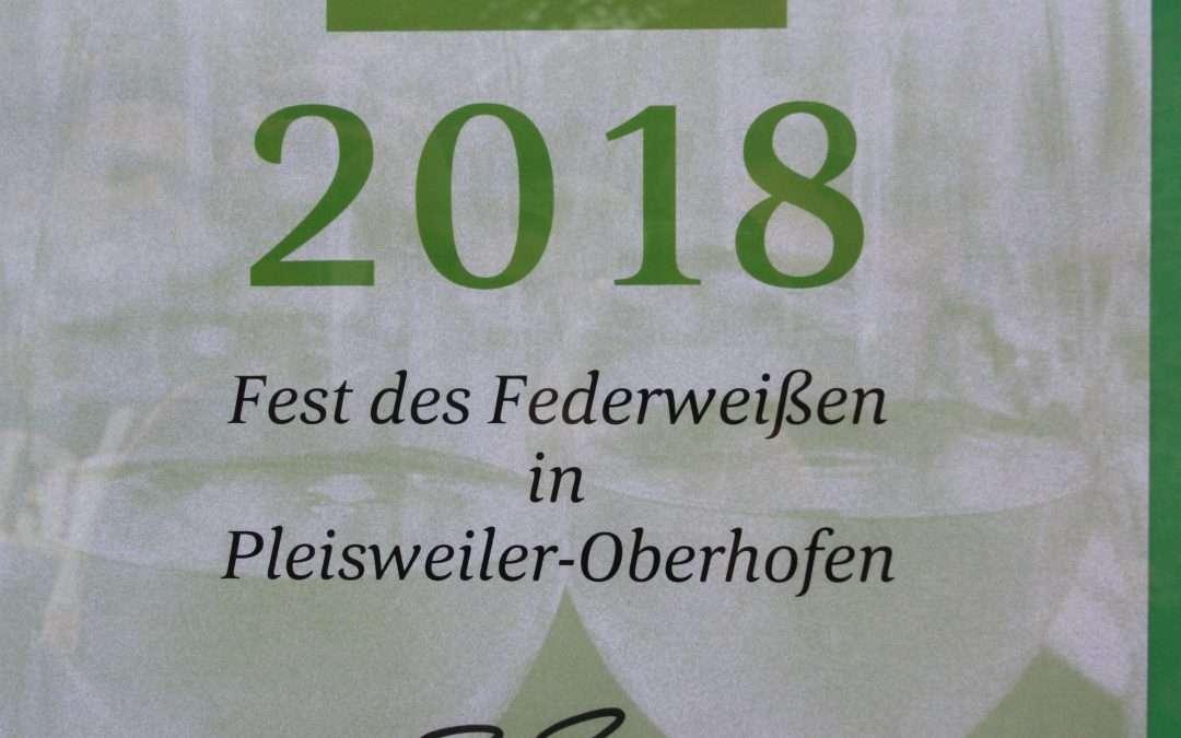 Schönstes Weinfest 2018