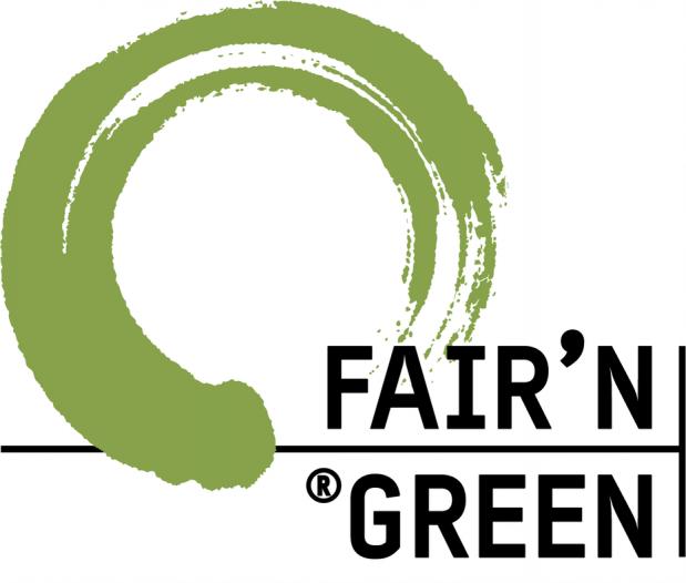Fair'n Green Logo