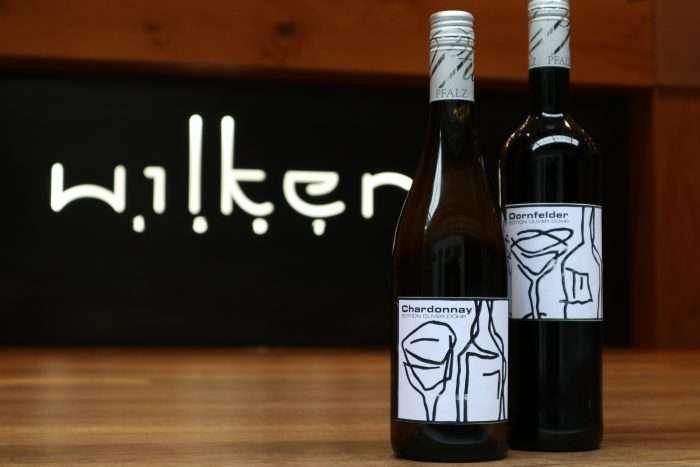 Kunst im Weingut