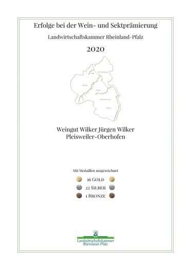 Erfolge bei der Prämierung 2020